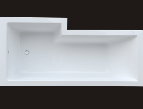 Acrylic Bathtub 18069