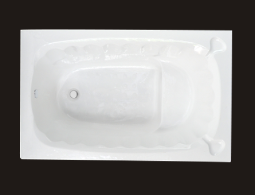 Acrylic Bathtub 18058